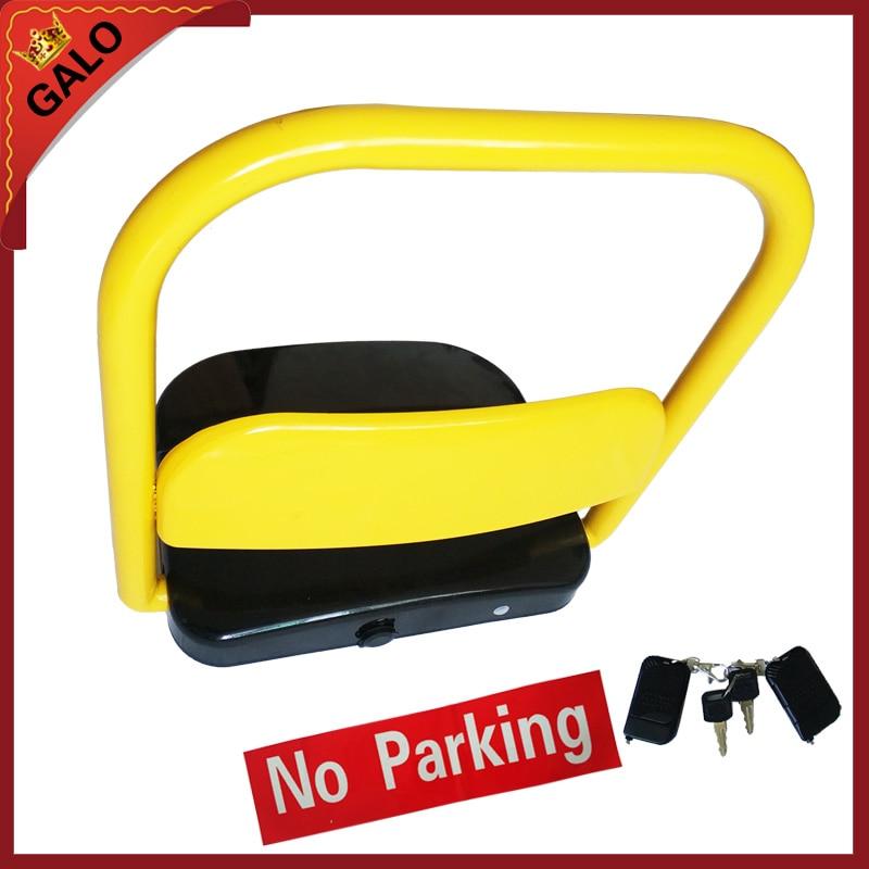 Automatic Solar Power Car Parking Locks/solar Power Parking Guard/parking Barriers