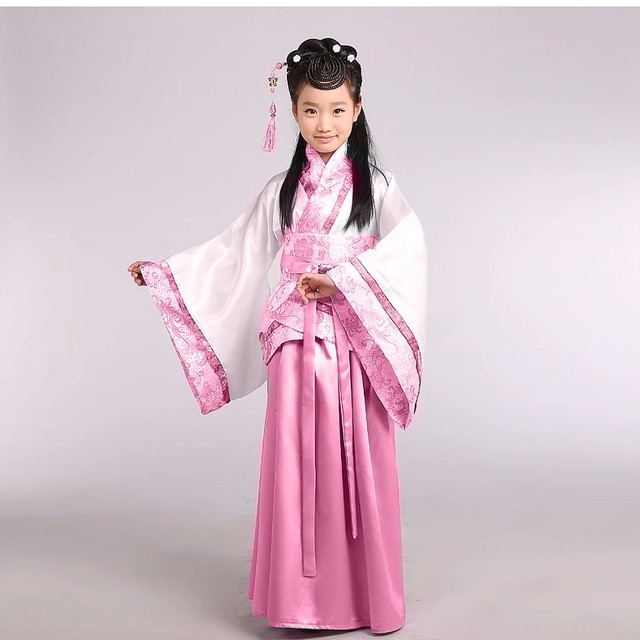 classical chinese dance costumes national costume china dance costumes children traditional ancient chinese clothing kids girl  sc 1 st  Aliexpress & Online Shop classical chinese dance costumes national costume china ...