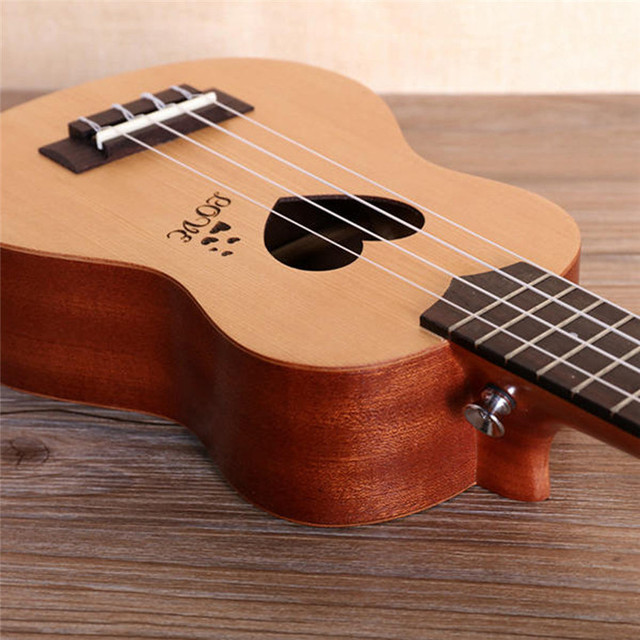 Simple Mini Ukuleles for Kids