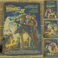 Retro Movie Poster Back To The Future Kraft Paper Home Decorative Painting Core Comic Mural Wallpaper Draw Sticker Picture Photo