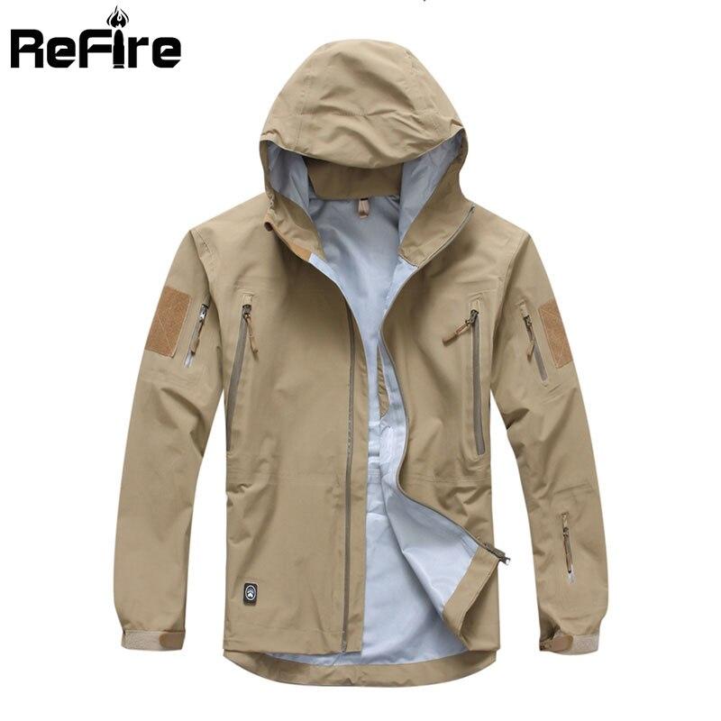 Aliexpress.com : Buy Tactical Hardshell Outdoor Jacket Men's ...