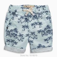 Qualité 100% Tissé Coton Nouveau 2017 Bébé Garçons Vêtements Enfants En Bas Âge Enfants Vêtements Plage Shorts D'été Occasionnels Pantalon Bébé Garçons