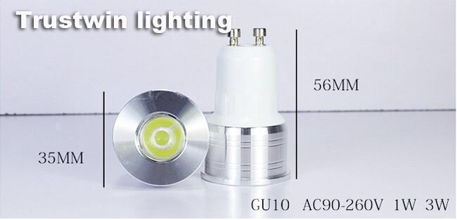 GU10 size