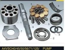 Замена поршневой насос двигателя Запчасти для rexroth A4VSO250 ремонт или перерабатывать запасные части