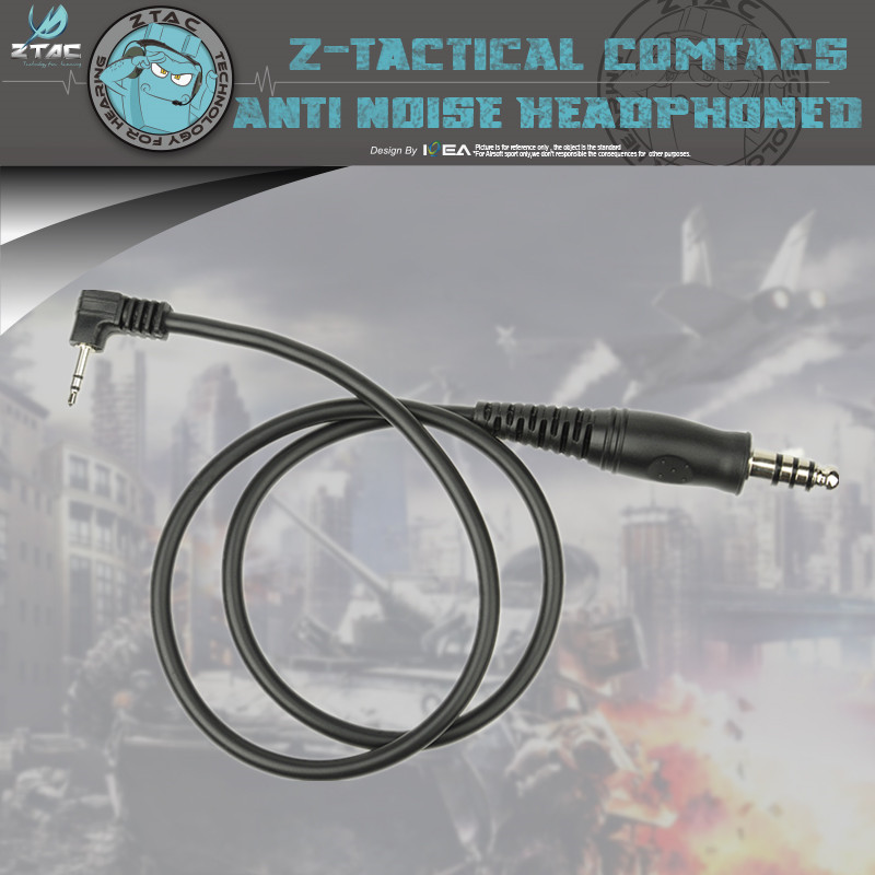 Telsiz Cb Radio Dmr Element Airsoft Z-tactical Headset Ptt Z124 Applicable To Z-tac Multi Function Microphone Accessories