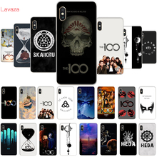 Lavaza The Hundred 100 Hard Case for POCOPHONE F1 Xiaomi A2 8 9 SE Lite A1 Max 3 Redmi Note 7 Pro Cover