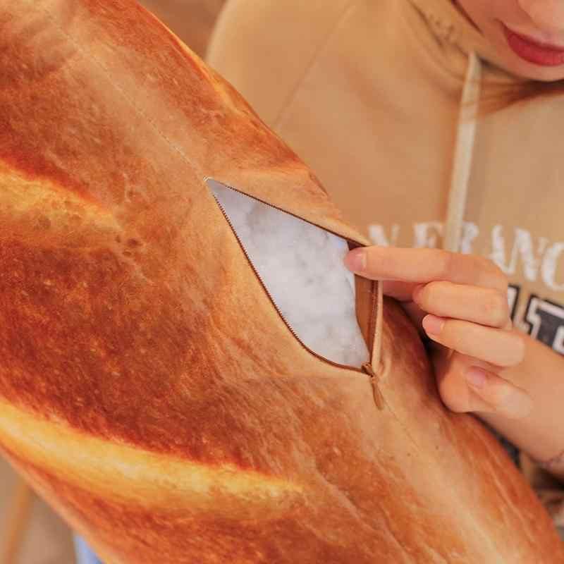 Leadingstar Мягкие французский хлеб Подушки куклы Мягкие плюшевые Подушки детские дома кровать диван интерьера комнаты игрушка в подарок zk30