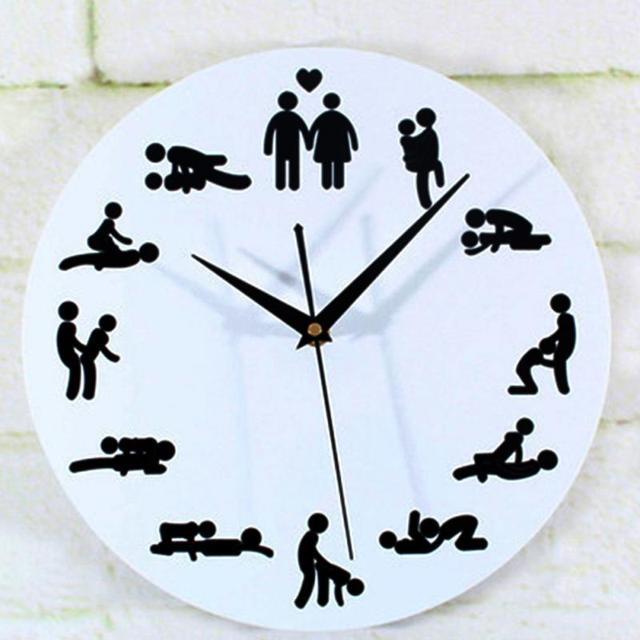 Часы и секс