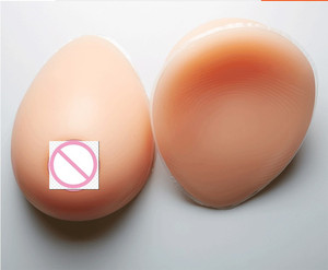 Image 2 - B D Cup Cosplay Fake Boobs False Breasts Artificial Breast Crossdresser Queen Transgender Silicone Breast Forms Teardrop Shape