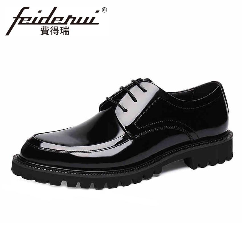 Здесь можно купить  New Comfortable Patent Leather Men