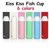 Aggiornato Xiaomi Kiss Kiss Pesce Funzione Cook Egg Nutrizione Tè 525 ml Tazza Con OLED Schermo Temperatura Vuoto in acciaio inox tazza
