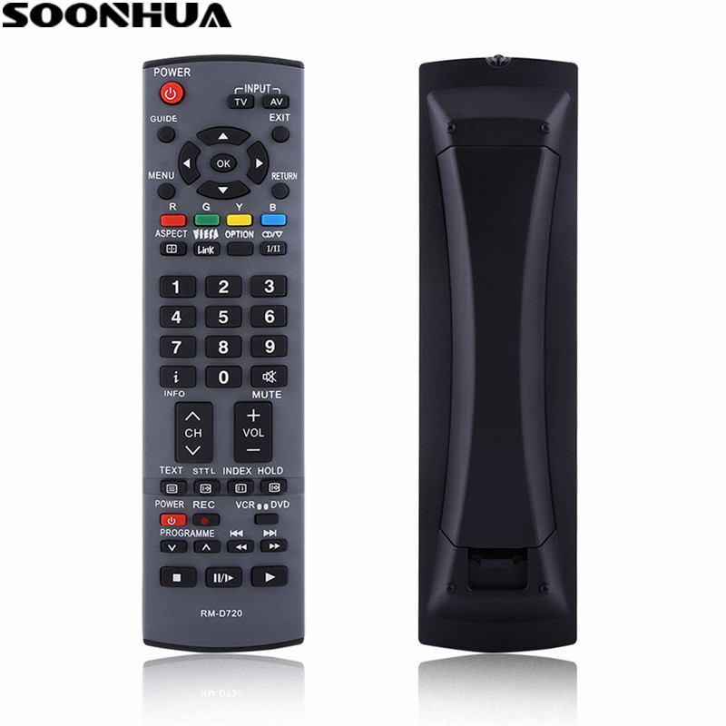 Universal Remote Control Replacement TV Remote Controller For Panasonic