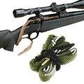 Limpiador Rope1Pcs Bore Serpiente Rifle/Pistola/Escopeta Cleaner Cuerda Limpieza 20 GA Gauge G07 VEK91 P31