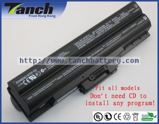 Laptop batteries for SONY  VGP-BPS13/B VGP-BPS13B/B VGP-BPS13/Q VGP-BPL21 VAIO VGN-AW190 VGN-FW21 11.1V 9 cell