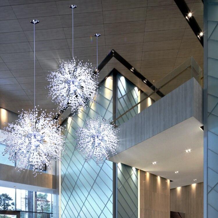 Living room bedroom sky star pendant light home decorative lamp stairs corridor creative personality modern villa lamp FG496