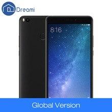 Dreami D'origine Xiaomi Mi Max 2 Projets Mondiaux et CN Version 4 GB 64 GB max2 Mobile Téléphone 5300 mAh 1920×1080 Snapdragon 625