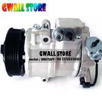 Nuova Auto AC Compressore Dell'aria Condizionata Per Volkswagen POLO 6q0820803d 447190-4369 4471904369 Per Volkswagen Compressore AC