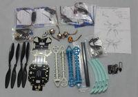 F08151 H RC DRone 500mm Multi Rotor Air Frame Kit S500 Landing Gear + ESC + Motor + KK Flight Control Board + Carbon Props