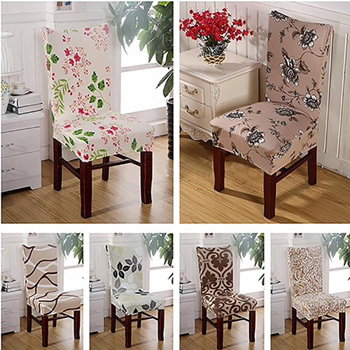 Stretch Spandex Dining Room Wedding Banquet Party Chair Decor Seat CoverChina Mainland