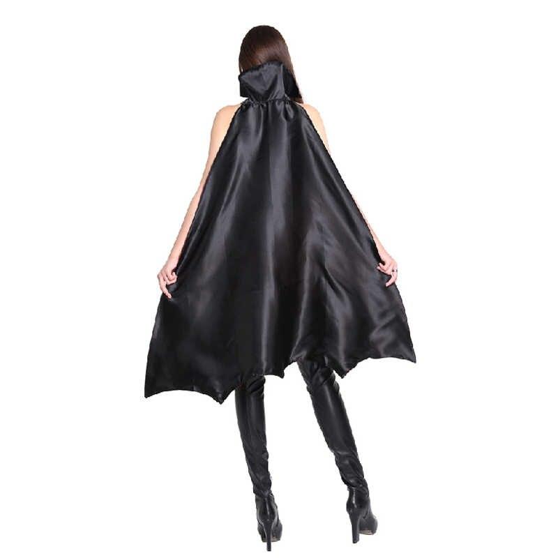 Queen Cosplay Anime Kostum Dress Up Dewasa Pesta Kostum Penyihir Wanita Halloween Devil Kostum Halloween Kostum untuk Wanita