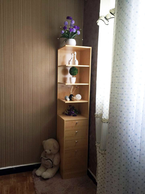 US $331.2 |Mobile ad angolo mobile ad angolo bar armadietti side bagno wc  soggiorno armadio scaffale in Mobile ad angolo mobile ad angolo bar ...