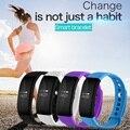 V66 Спорт Smart Watch BT 4.0 Smartwatch IP68 Водонепроницаемый Монитор Сердечного ритма Смарт Браслет Браслет Здоровья для Android IOS Телефон