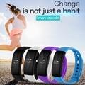 V66 deporte smart watch bt 4.0 ip68 impermeable monitor de ritmo cardíaco salud pulsera inteligente smartwatch pulsera para android ios teléfono