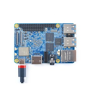 Image 3 - FriendlyElec NanoPi M4 2GB/4GB DDR3 Rockchip RK3399 SoC 2.4G & 5G dual band wiFi, destek Android 8.1 Ubuntu, AI ve derin öğrenmek