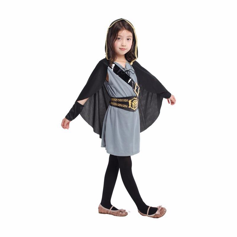 Aliexpress.com : Buy M~XL Kids Hooded Huntress Child Vintage ...