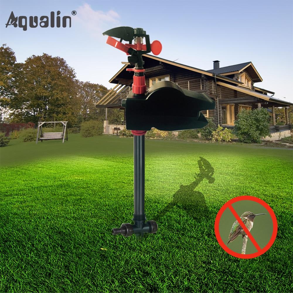 Animal Away Scarecrow Garden Jet Spray Repellent Driving Small Animals Repellent  Hi-Tech Solenoid Valve Used#31002