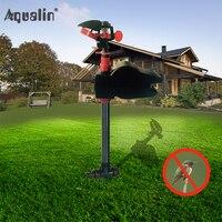 Animal Away Scarecrow Garden Jet Spray Repellent Driving Small Animals Repellent Hi Tech Solenoid Valve Used#31002