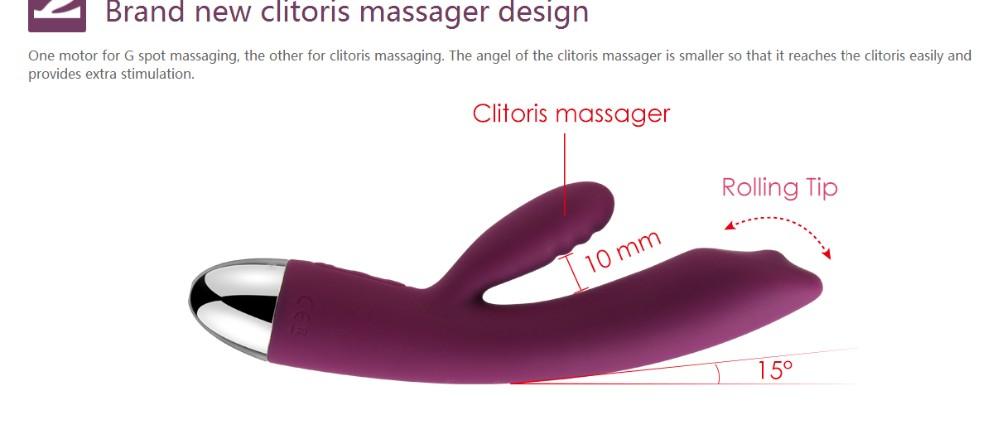 Waterrproof Sex Toys for Women 12