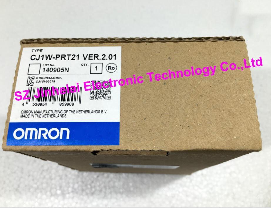 100% New and original CJ1W-PRT21 OMRON PLC Profibus From the stand unit 100% new and original cj1w od213 cj1w 0d213 omron plc output unit