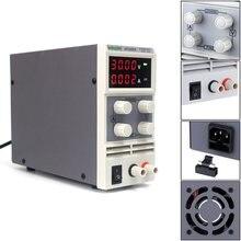 SPS KPS3010D Ajustável fonte de Alimentação DC 0-30 V e 0-10A Mini Simples Operação De Comutação Regulado