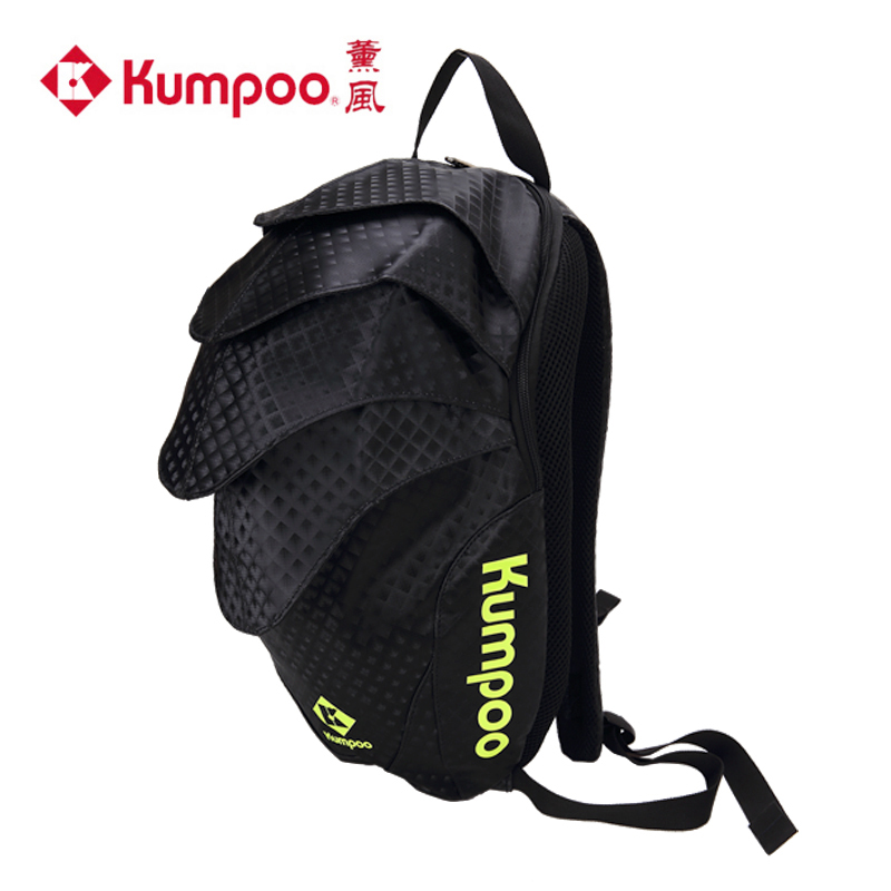KUMPOO Unisex badminton Racket Bag Sports Backpack Tennis Racket Bag Professional Sports Fitness Bags for 2 Racquets