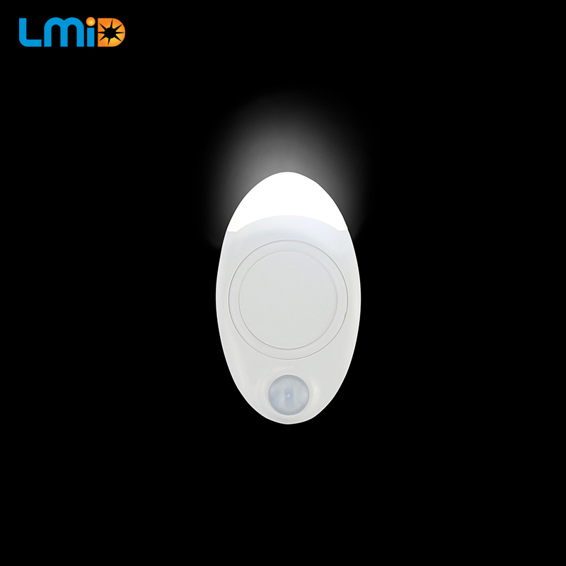 LMID 0.2W SMD2835 3.0V CR2450 Button Cell Handbag Lamp Night Sensor Light
