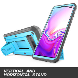 "Image 4 - SUPCASE For Samsung Galaxy S10 Plus Case 6.4"" UB Pro Full Body Rugged Holster Kickstand Cover WITHOUT Built in Screen Protector"
