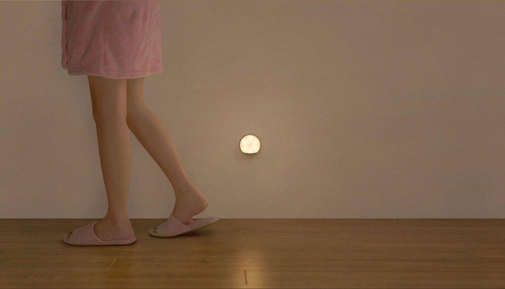 Original Xiaomi Mijia Yeelight LED Night Light Mi home Smart home Infrared Remote Control  (6)