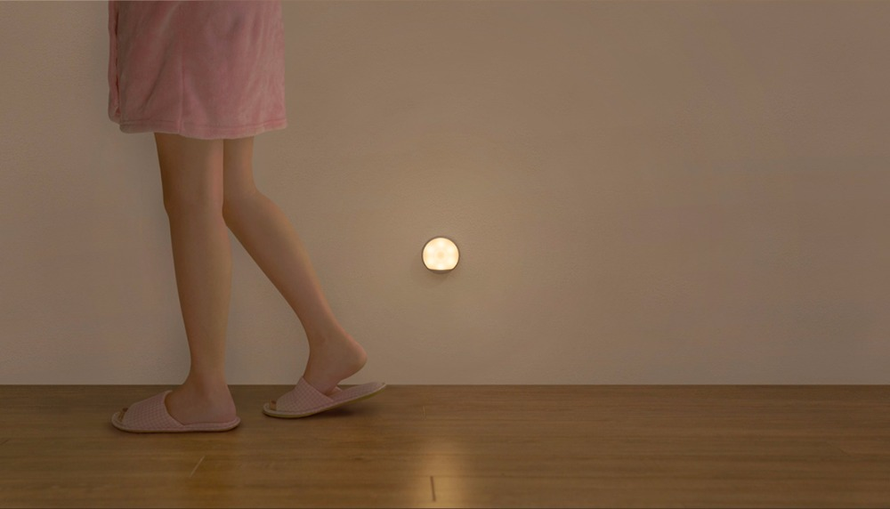 Original Xiaomi Mijia Yeelight LED Night Light Mi home Smart home Infrared Remote Control  (6)