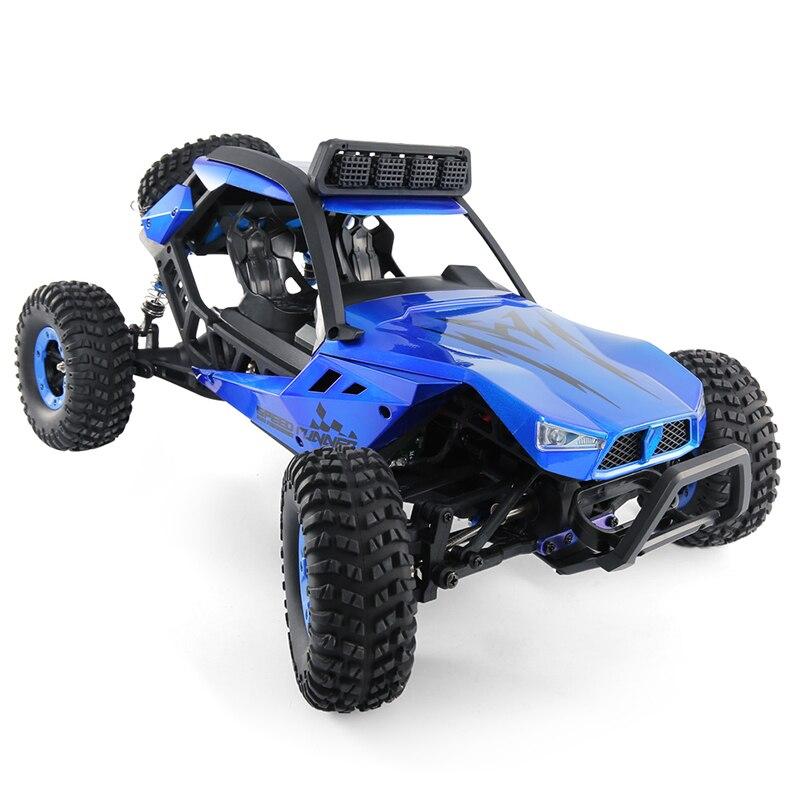JJRC Q46 1/12 2.4G 4WD High Speed 45km/h 4CH Off Road RC Buggy Desert Truck Crawler RTR for Kids RC Car VS Q36 Q35 Q45 цены онлайн