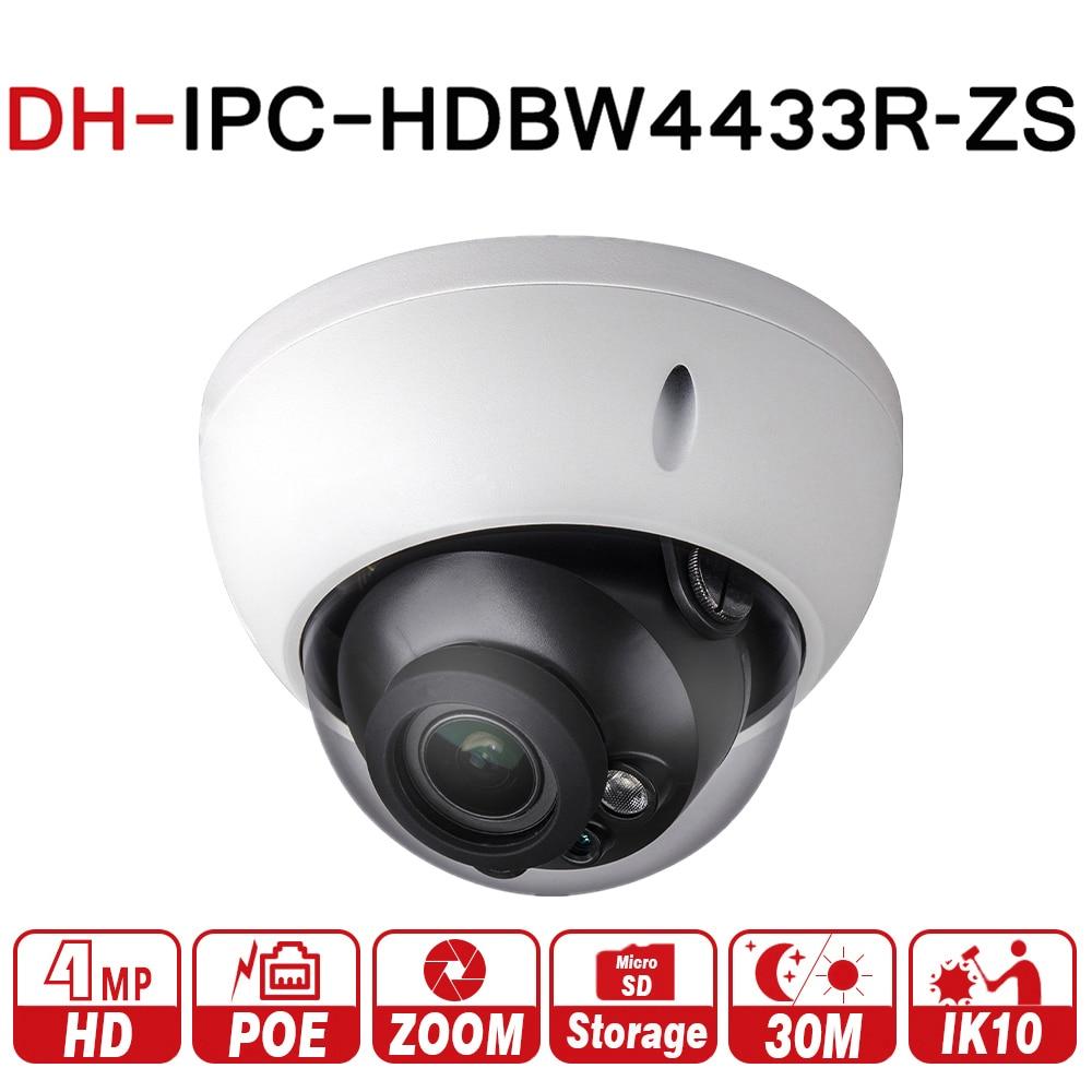 DH IPC-HDBW4433R-ZS 4MP IP Kamera CCTV Mit 50 mt IR Palette Vari-Fokus Objektiv Netzwerk Kamera Ersetzen IPC-HDBW4431R-ZS mit logo