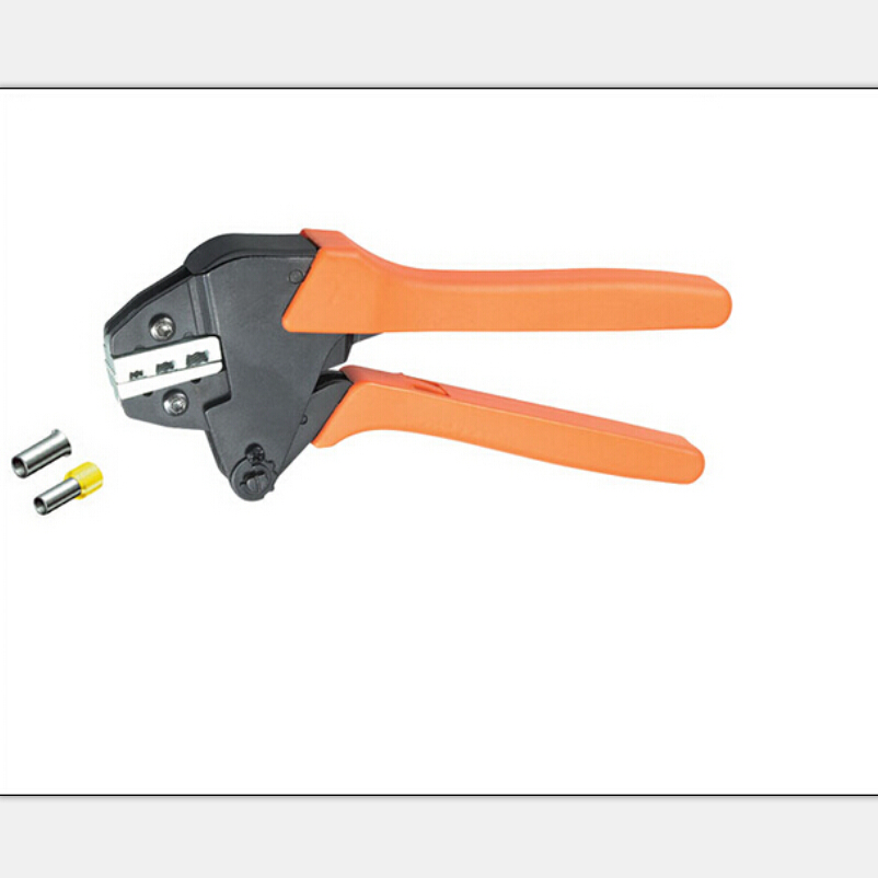 VH2-25R 10/16/25 mm2 crimping tools for wire end sleeves high quality multi-function crimping pliers tube crimping pliers 25 35 50mm2 awg3 0 vh2 50wf insulated