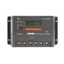 1pc x 45A 12V 24V 36V 48V ViewStar VS4548BN EP PWM Solar system Kit Controller with LCD display