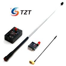 FPV Transmitter Receiver 100mW Rx & 1000mW 1W 433MHz 8-16CH UHF Tx for Drone Quadcopter