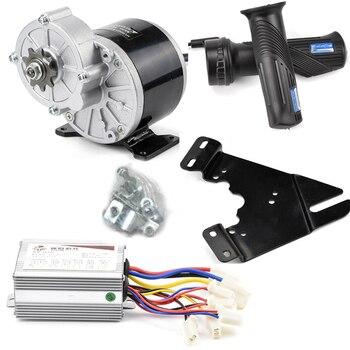 Triciclo eléctrico/kit de conversión de Bicicleta DIY Motor de cubo MY1016z3 36/24V...