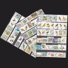 100 adet/grup tüm farklı konu Birs iyi durumda koleksiyonu birçok ülke sonrası işareti