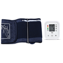 Automatic Arm Blood Pressure & Pulse Monitor