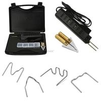 Welding Gun Repair Kit Stapler Bumper Fender Fairing Welder Staple Car Plastic JUN27 25