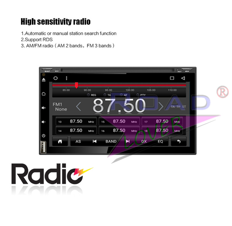 2din android car gps For mazda 2