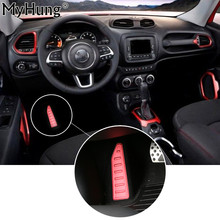 High Quality font b Car b font Styling For Jeep Renegade 2015 2016 Left Side Foot